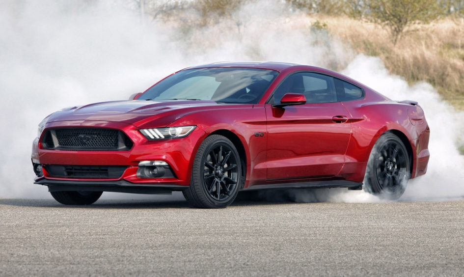 ford mustang quickly outselling german sports cars in germany