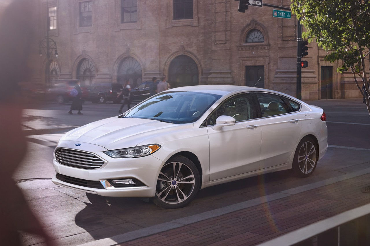 Which 2017 Ford Fusion Engine Is Best